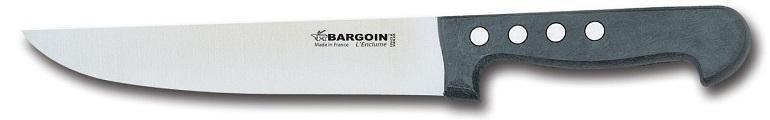 Couteau de Boucher 4 rivets 20 cm