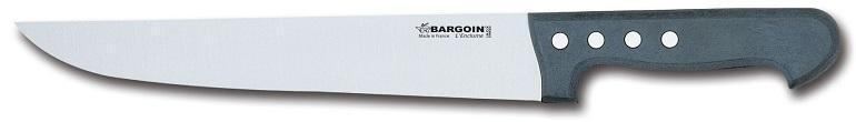 Couteau de Boucher 4 rivets 28 cm
