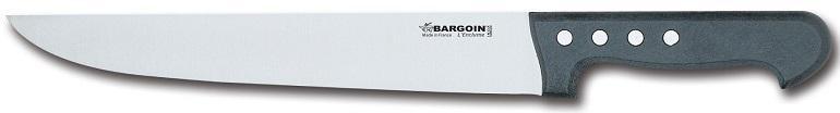 Couteau de Boucher 4 rivets 30 cm