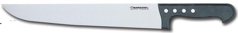 Couteau de Boucher 4 rivets 35 cm