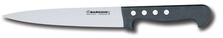 Couteaux à saigner 4 rivets 20 cm