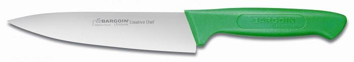 Cuisine 15 cm manche surmoulé vert