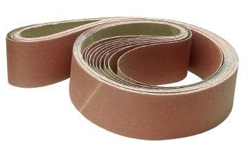 Bande papier sablé 800x50 grain150