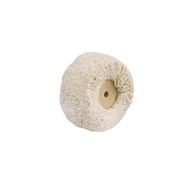 Brosse coton centre bois