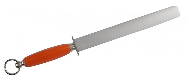 Fusil Extra large 28 cm manche plastique Soft orange - G250R