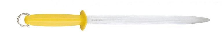 Fusil Ovale 30 cm manche plastique jaune - I1260
