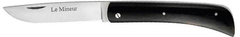 Couteau Le mineur 10 cm