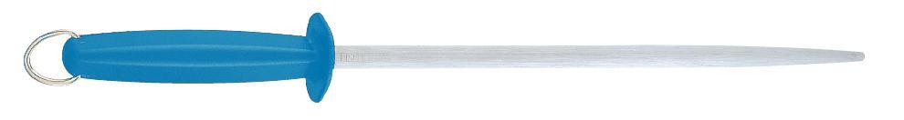 Fusil Rond 30 cm manche plastique bleu - N1250B