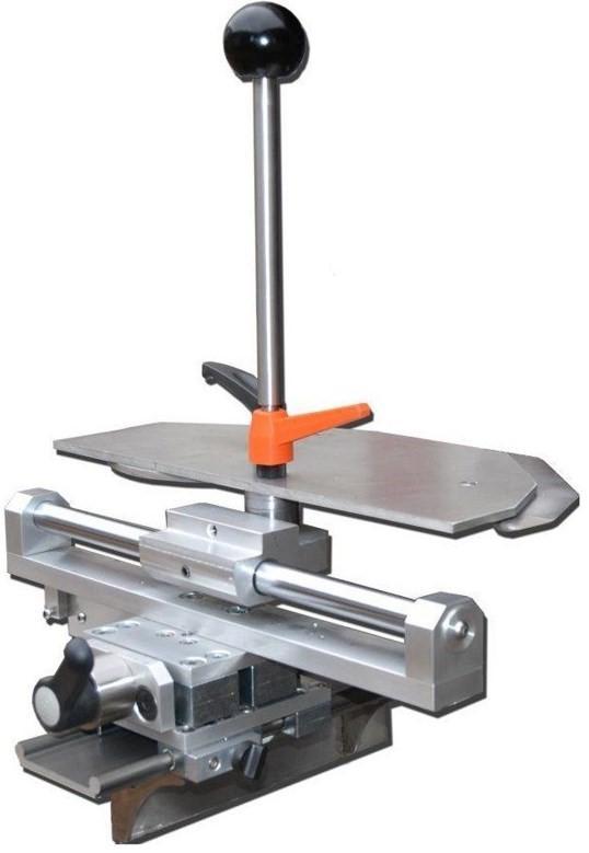 Dispositif d'affûtage de lame de cutter pour Téméca X7, X75, et AX5