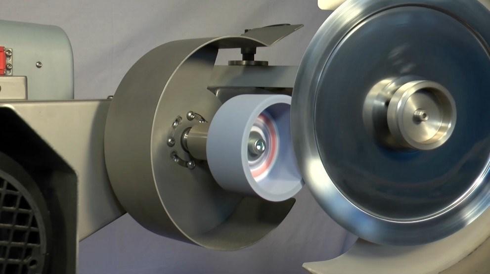 UD2 dispositif d'affûtage de lame de trancheuse pour X7 et X75 Téméca